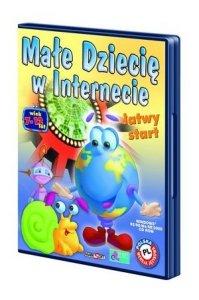 Małe dziecię w Internecie. PC CD-ROM