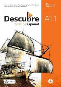Descubre A.1.1 Podręcznik wieloletni z CD