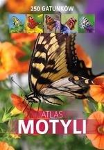 Atlas motyli. 250 gatunków (dodruk 2017)