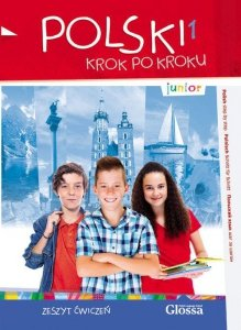Polski krok po kroku Junior 1. Zeszyt ćwiczeń z płytą CD