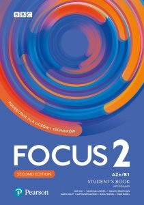 Focus Second Edition 2 Student's Book + kod (Digital Resources + Interactive eBook)