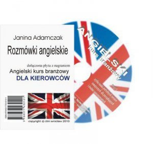 Angielski dla kierowców. Słownictwo branżowe na CD MP3. English for Poles. The trade vocabulary: drivers