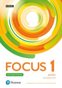 Focus Second Edition 1 Workbook + kod (MyEnglishLab + Online Practice)