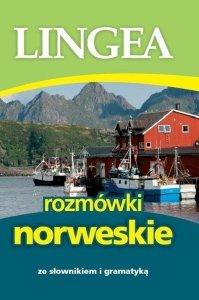 Rozmówki norweskie ze słownikiem i gramatyką