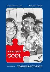 Polski jest COOL A2. Część II. Książka studenta z ćwiczeniami + nagrania MP3