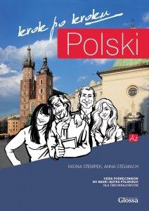 Polski krok po kroku A2-B1. Podręcznik studenta