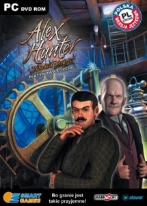 Alex Hunter. Władca umysłu. Edycja platynowa. Smart games. PC DVD-ROM