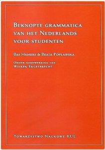 Beknopte grammatica van het Nederlands voor studenten
