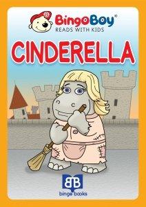CINDERELLA. Lektura do nauki samodzielnego czytania po angielsku dla dzieci