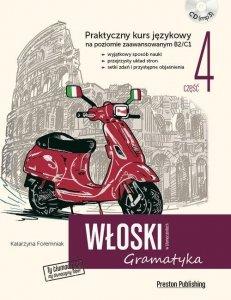 Włoski w tłumaczeniach. Gramatyka 4. Poziom B2-C1