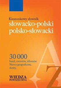 Kieszonkowy słownik słowacko-polski, polsko-słowacki. Slovensko-požský požsko-slovenský vreckový slovník