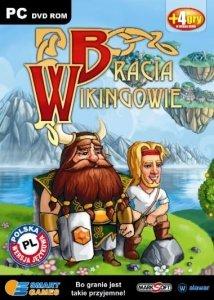 Bracia Wikingowie. Smart games. PC DVD-ROM + 4 gry w wersji demo