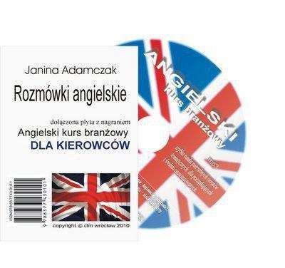 Angielski dla kierowców. Słownictwo branżowe na CD MP3. English for Poles. The trade vocabulary: drivers