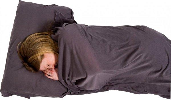 ŚPIWÓR BAWEŁNIANY SLEEPING BAG LINER LIFEVENTURE