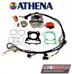 Cylinder kit ATHENA aluminium 160 cm3 KTM DUKE 125