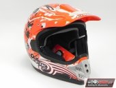 Kask CHOK CROSS GRAFFIK