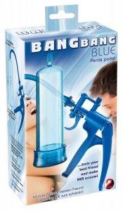 Bang Bang Blue Scissors Grip
