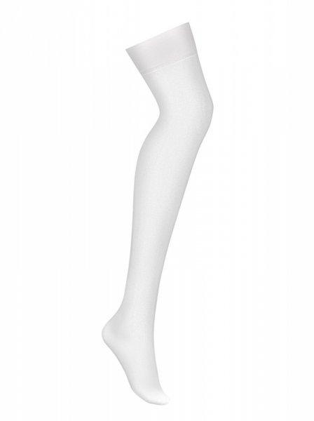 S800 pończochy białe L/XL