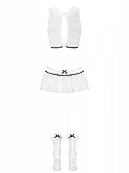 Bielizna 833 CST2 uczennica kostium  S/M