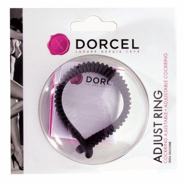 Marc Dorcel Adjust Ring pierścień na penisa z regulacją średnicy