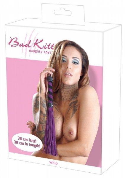 Purpurowy pejcz Bad Kitty