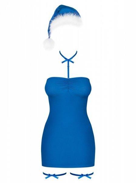 Kissmas koszulka niebieska  S/M