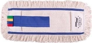 Mop Kombi bawełna tuft krzyżowy linia premium 40cm Pętelkowo-Cięty