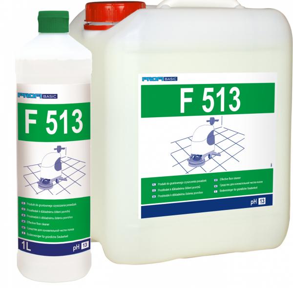 PROFIBASIC F513 - gruntowne czyszczenie posadzek 1l