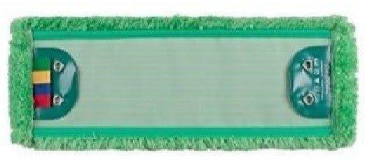 Mop Tes (2 oczka) mikrofaza zielona linia premium 50cm