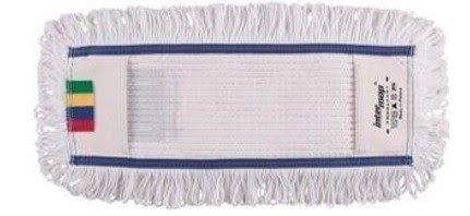 Mop Przesuw bawełna biała tuft krzyżowy linia premium 40cm Pętelkowo – Cięty