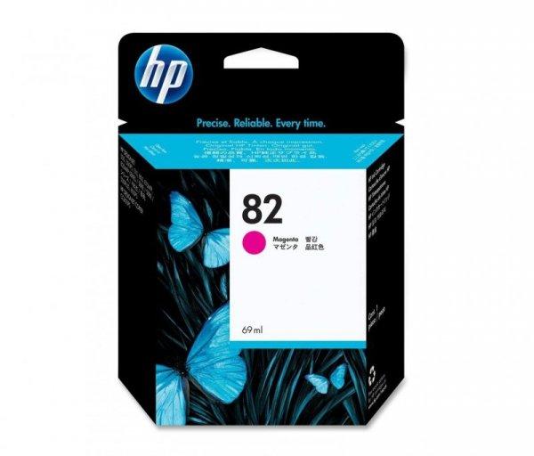 HP Tusz nr 82 C4912A Magenta 69ml
