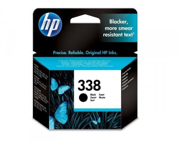 HP Tusz nr 338 C8765EE Black 11ml