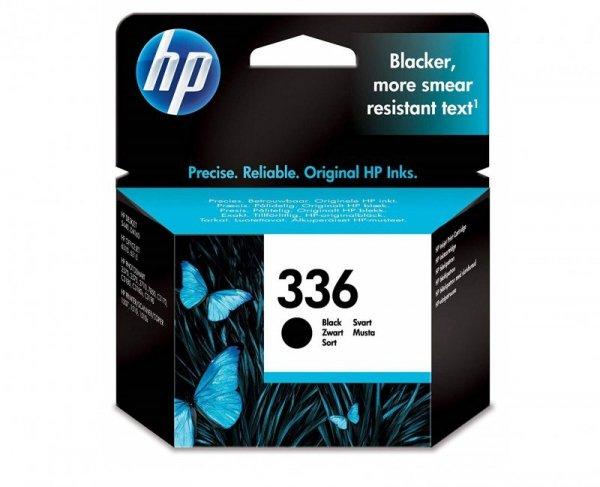HP Tusz nr 336 C9362EE Black 5ml