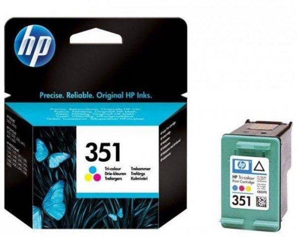 HP Głowica nr 351 CB337EE Kolor 3,5ml