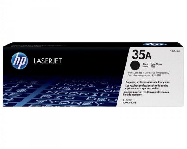 HP Toner nr 35A CB435A Black 1,5K