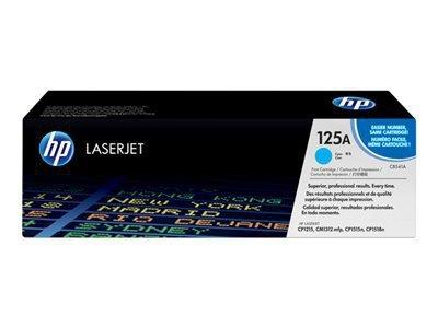 HP Toner nr 125A CB541A Cyan 1,4K