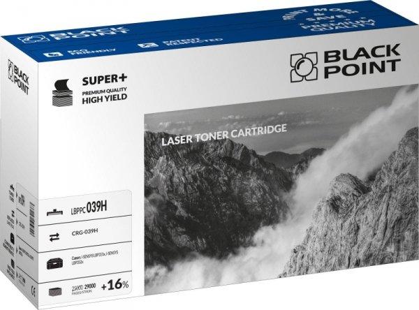 [LBPPC039H] Toner Black Point S+ (Canon CRG-039H)