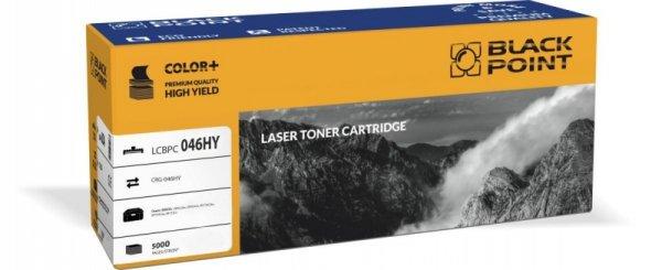 Black Point toner LCBPC046HY zastępuje Canon CRG-046HY yellow