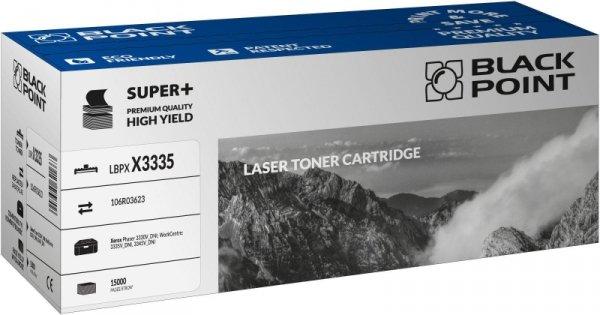 Black Point toner LBPX3335 zastępuje Xerox 106R03623, 15000 stron