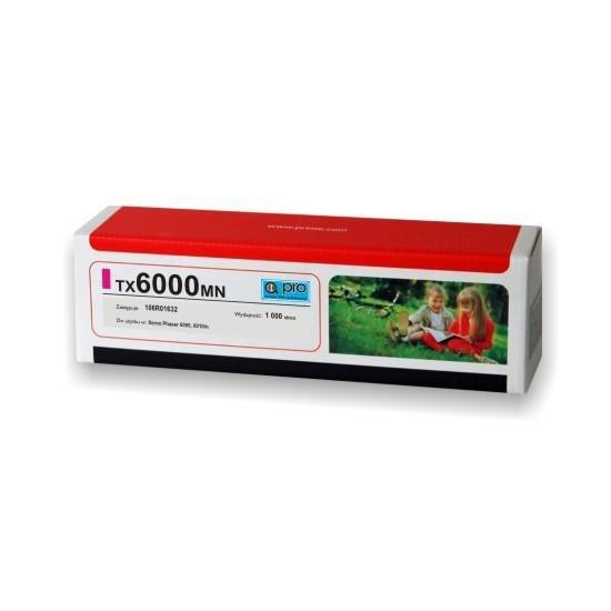 Printé toner TX6000MN zastępuje Xerox 106R01632, czerwony