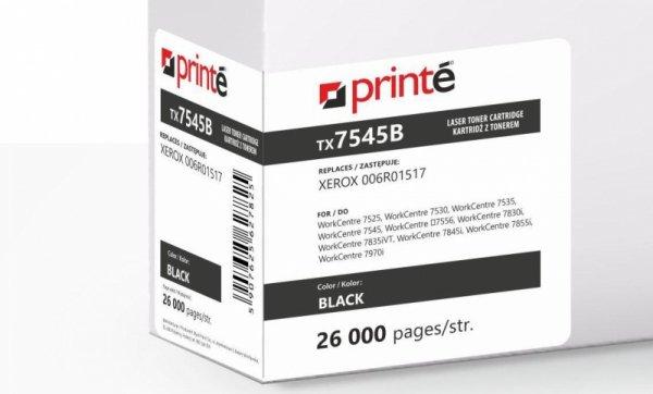 Printé Toner TX7545B (Xerox 006R01517) black