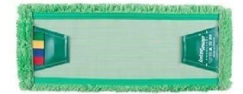Mop Tes mikrofaza zielona linia premium 40cm