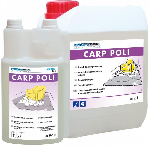 CARP POLI - środek do szamponowania dywanów 5l