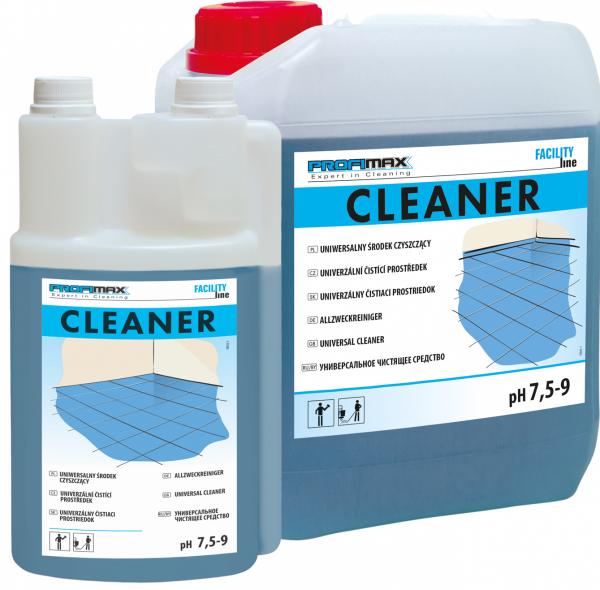 CLEANER LAKMA - uniwersalny środek czyszczący 1l