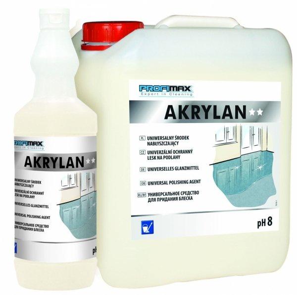 AKRYLAN - uniwerslany środek nabłyszczający 10l