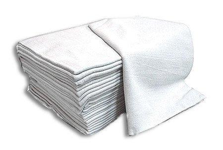 Ścierka do mycia podłóg biała bawełniana 60x80 1szt.