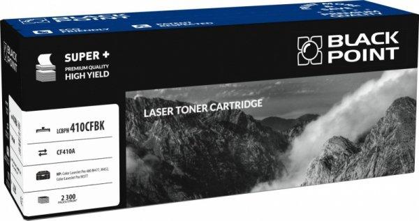 Black Point toner LCBPH410CFBK zastępuje HP CF410A, czarny
