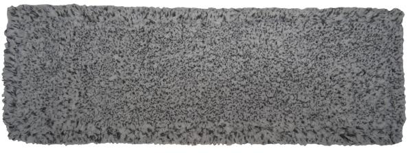 Mop Przesuw mikrofaza biało-szara linia premium 40cm