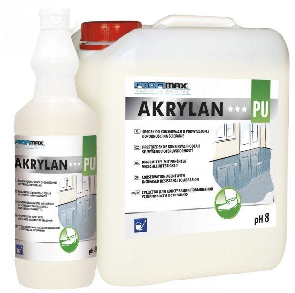 AKRYLAN PU - środek do konserwacji  5l