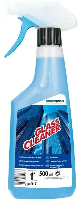 GLASS CLEANER - mycie szkła, szyb, luster - saszetka 400ml